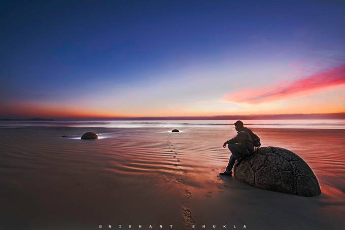 Solitude  by Nishant-101 - Sitting In Nature Photo Contest