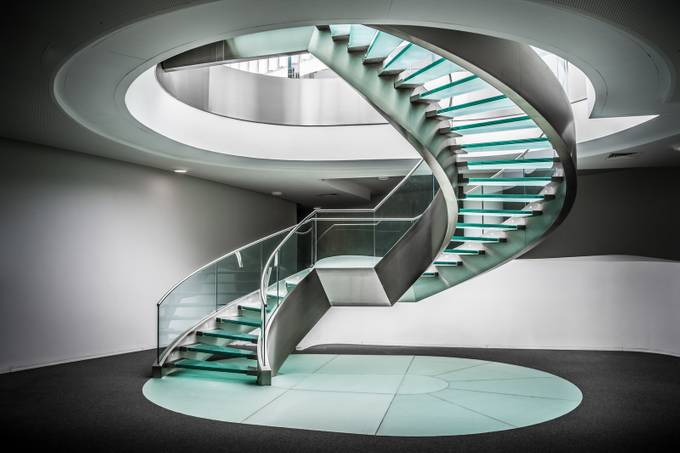 "Stairway to ""heaven"" by AntonioBernardino - Spirals And Composition Photo Contest"