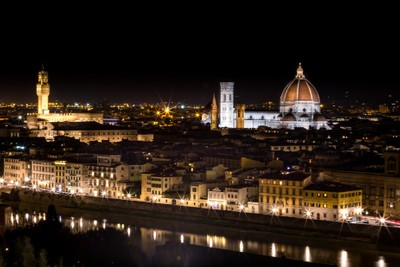 A Cold Night in Firenze