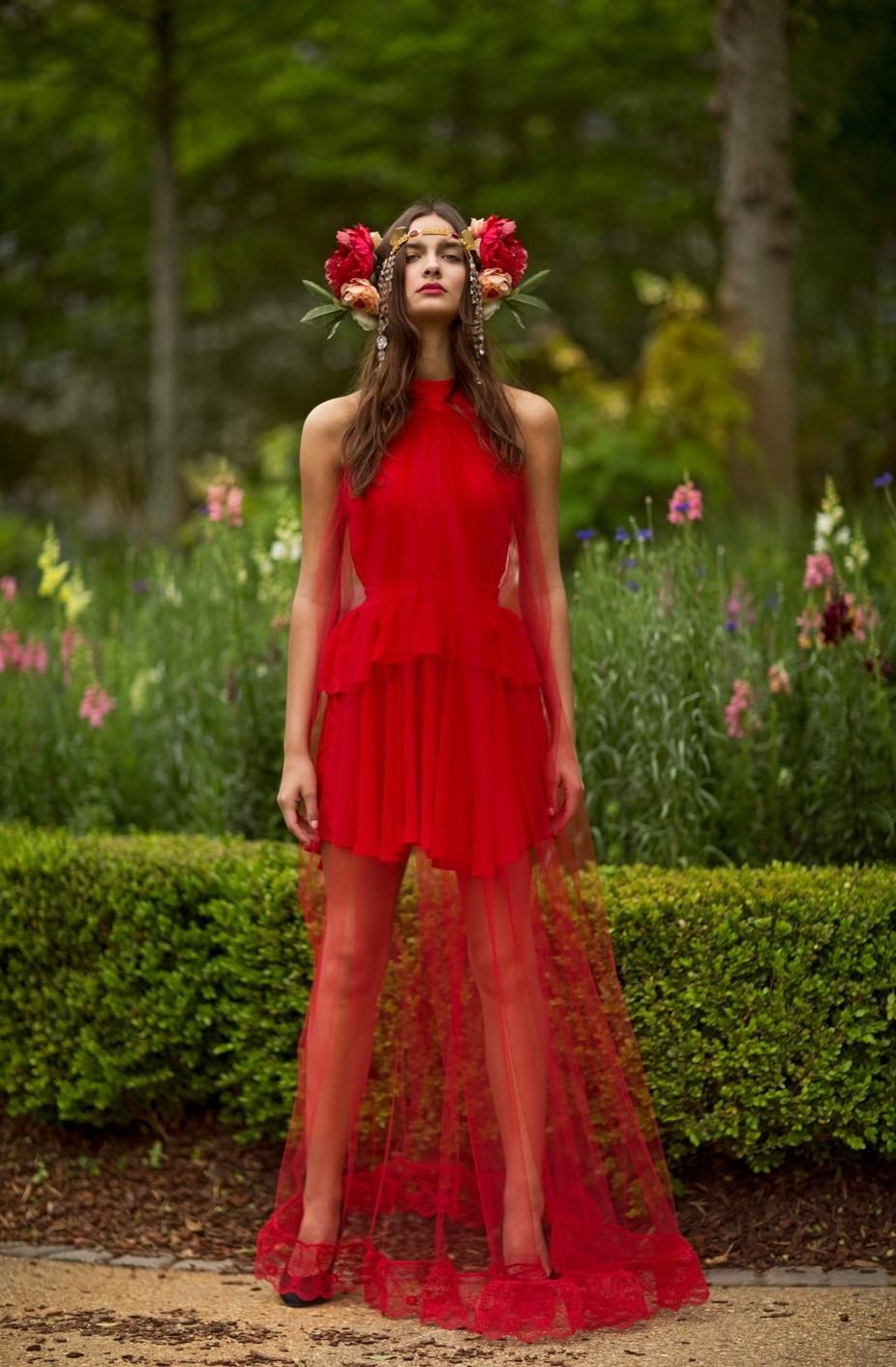 Caroline by tristanduplichain - Celebrating Fashion Photo Contest