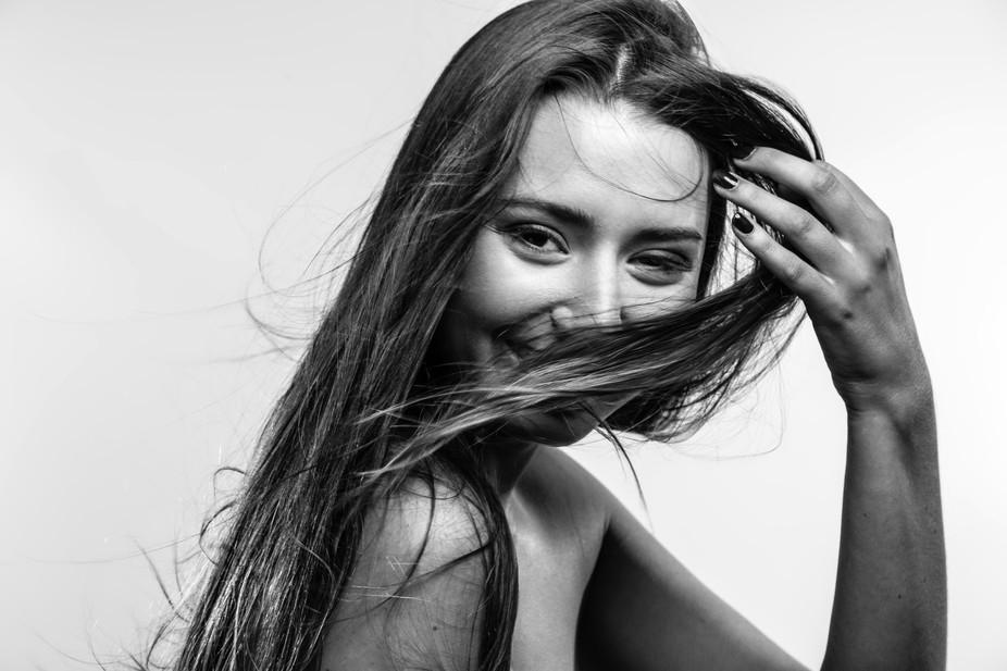 Black and White Smiles
