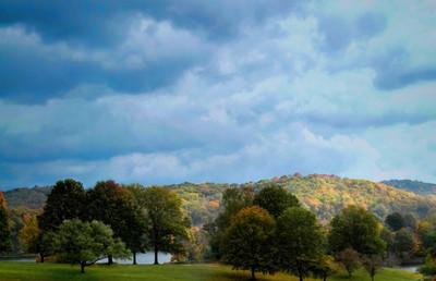 Grayson Lake in Kentucky