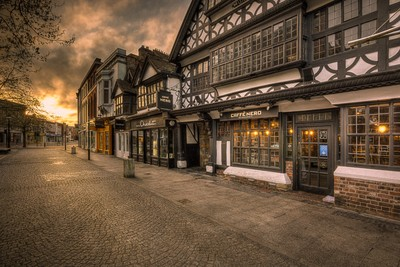 Architecture of Taunton