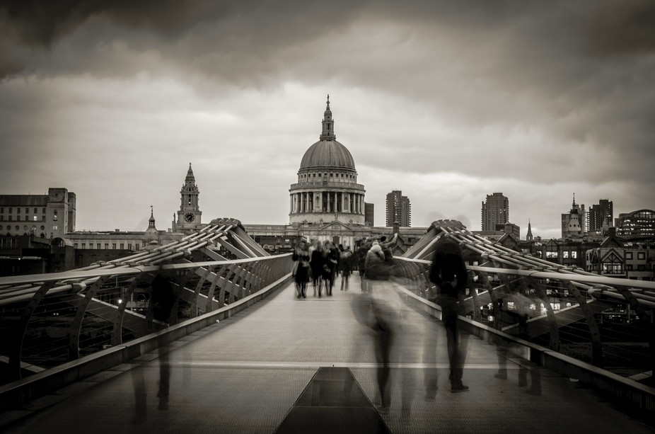 St.Pauls Cathedral - London