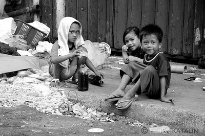 Kids: Borneo, Sandakan