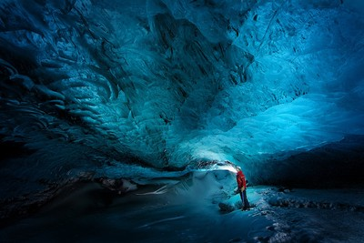 The Guardian of the Ice Cave