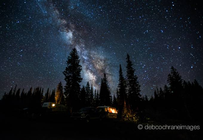 Come Outside! by debcoimages - Capture The Milky Way Photo Contest