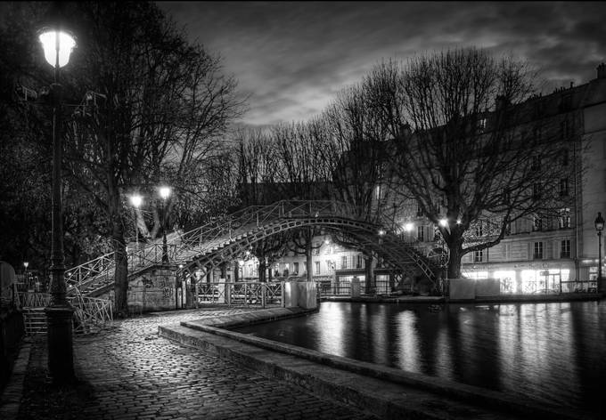 CanalSaintMartin-3 by sergeramelli - Canals Photo Contest