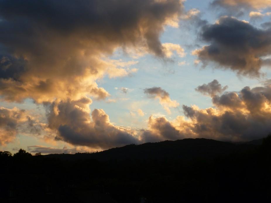 Sunset at Ambleside 2