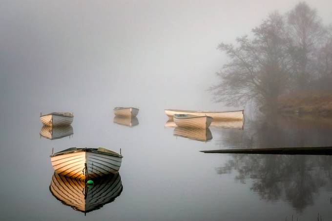 Boat group Loch Rusky by davidmould - More Of The Same Photo Contest