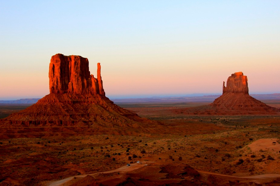Monument Valley, one of my favorite places