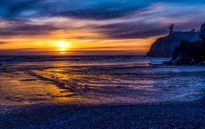 Ruby Beach Washington