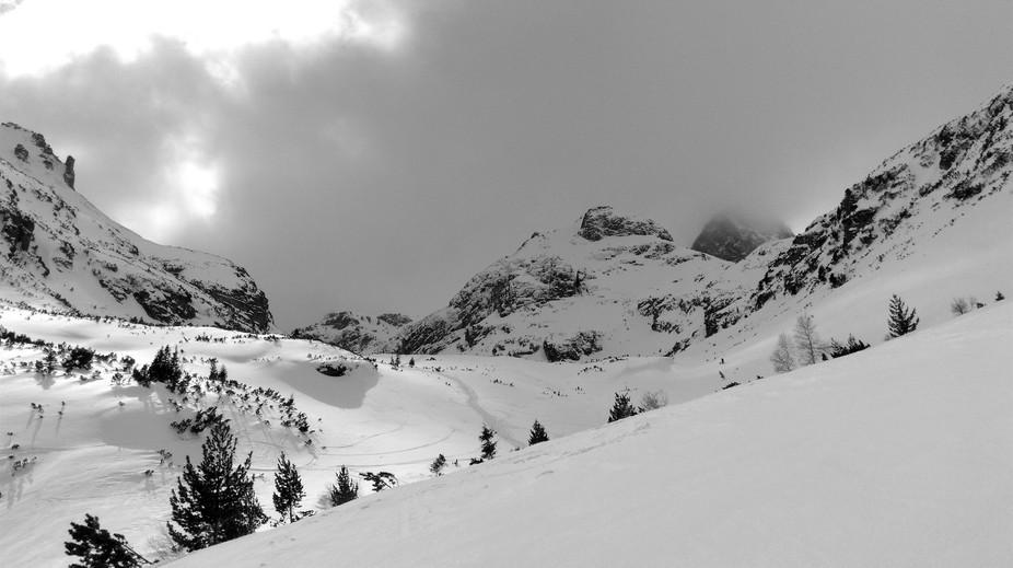 Rila mountain.