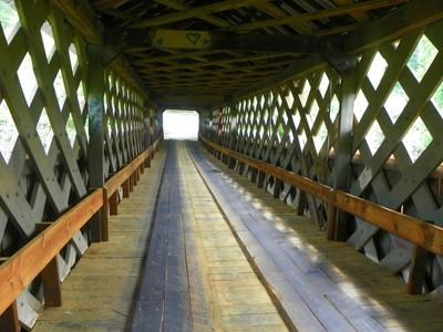 Horton Mill Bridge Covered Bridge