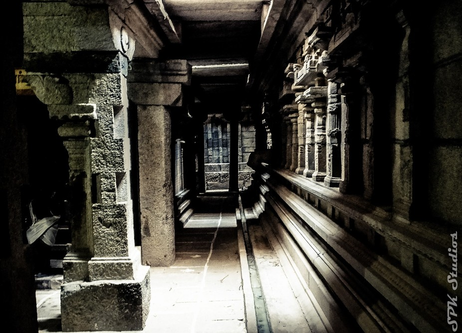 Architecture of Temples..