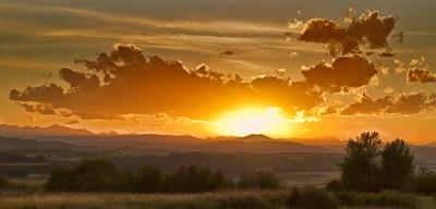 Longview Sunset