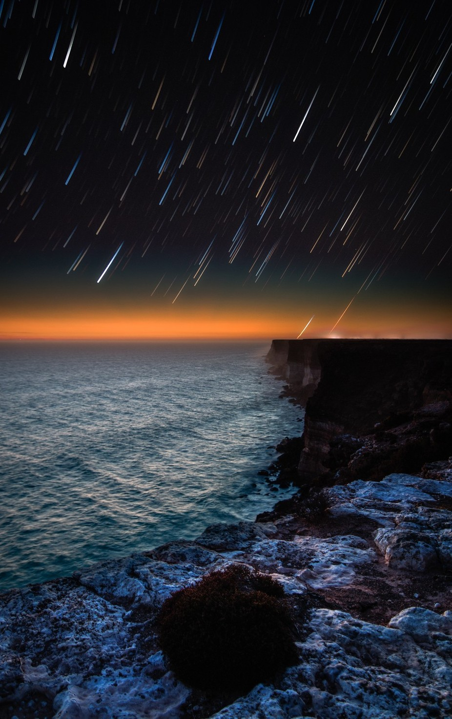 star cliff by hasmonaut