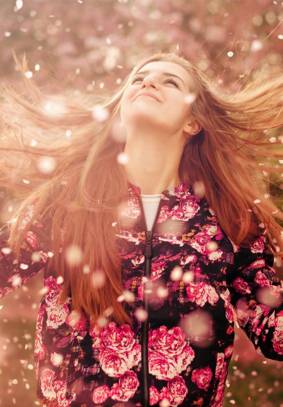 no worries  by eliondodaj - Pink Photo Contest