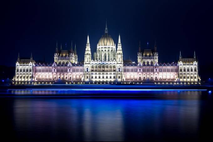 Budapest Parliament Building by milert - Classical Architecture Photo Contest