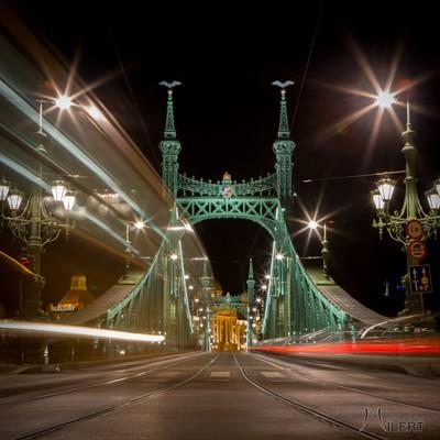 Budapest Fredom Bridge