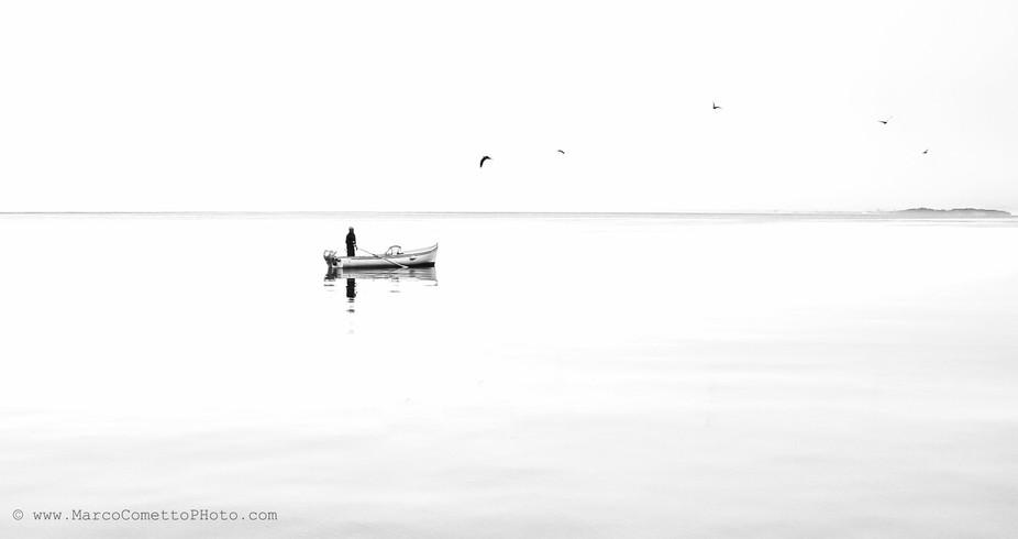 Fischer black/white