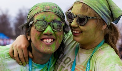 Color Obstacle Rush