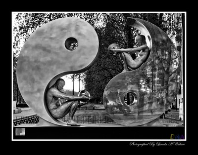 Harmony By Lorenzo Quinn - Park Lane - London