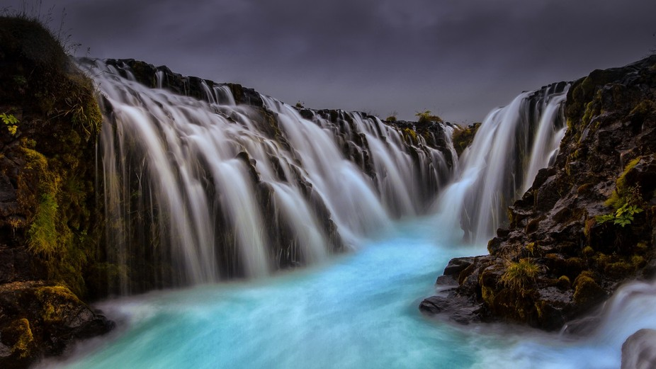 one of the most beautifull falls in Iceland