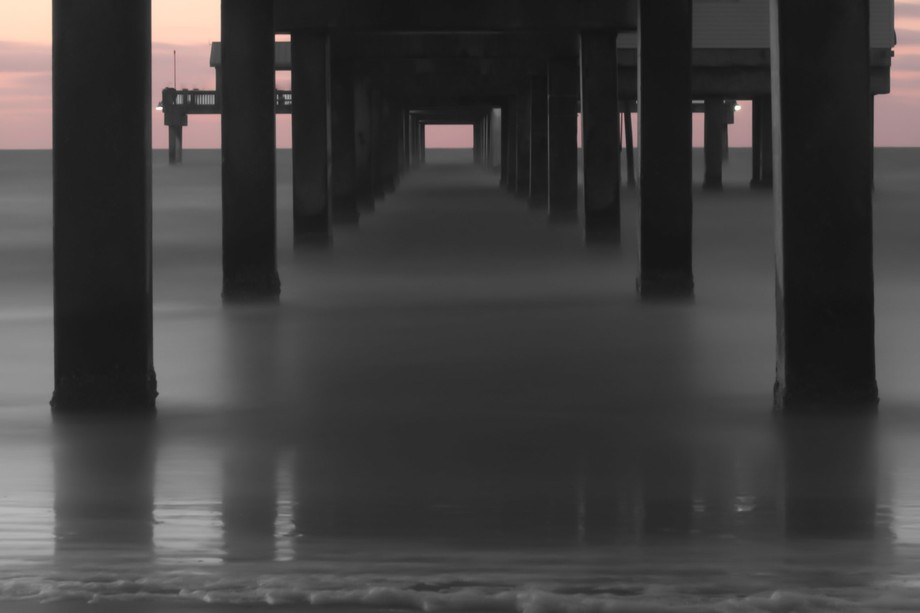 Pier on the Water