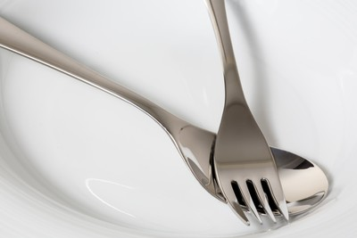 Fork and Spoon (Overlapped)