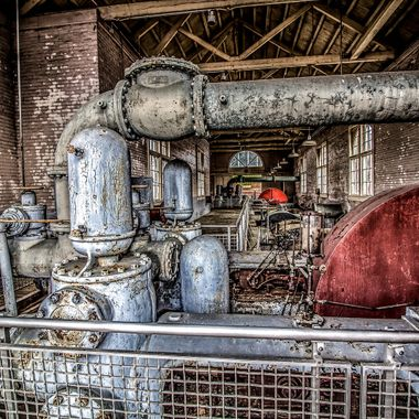 Old Water Plant 2 x 3 format-2