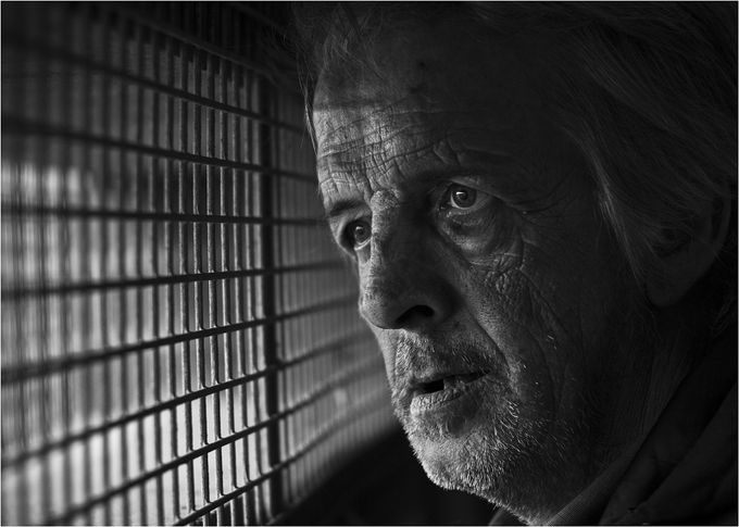 Counting Days by PaulKilleenPhotography - Dark Portraits Photo Contest