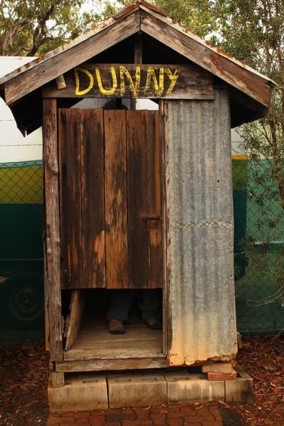 365 Project - 30-04-15 - Dunny Door