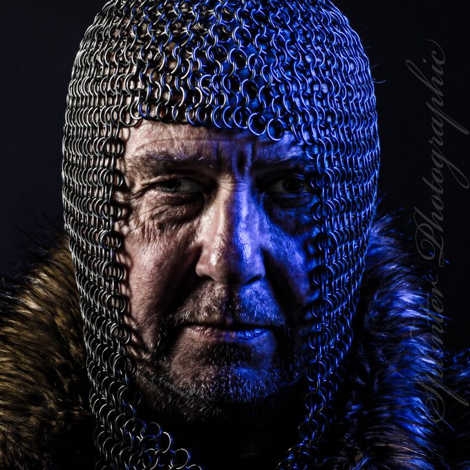 Game of Thrones comes to Cornwall by SplinterPhotographic - Dark Portraits Photo Contest