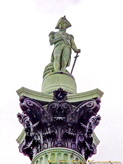 Nelson Column, London