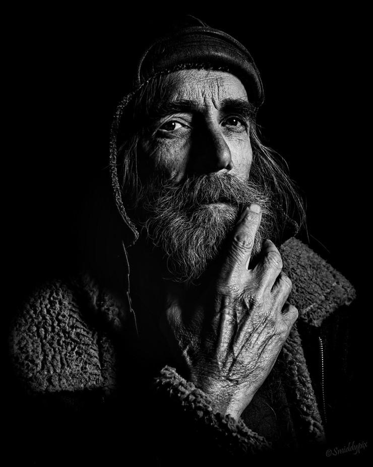 Biggles 2015 b by johnsmiddysmith - Dark Portraits Photo Contest
