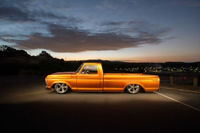 ford truck by schrammy - My Favorite Car Photo Contest
