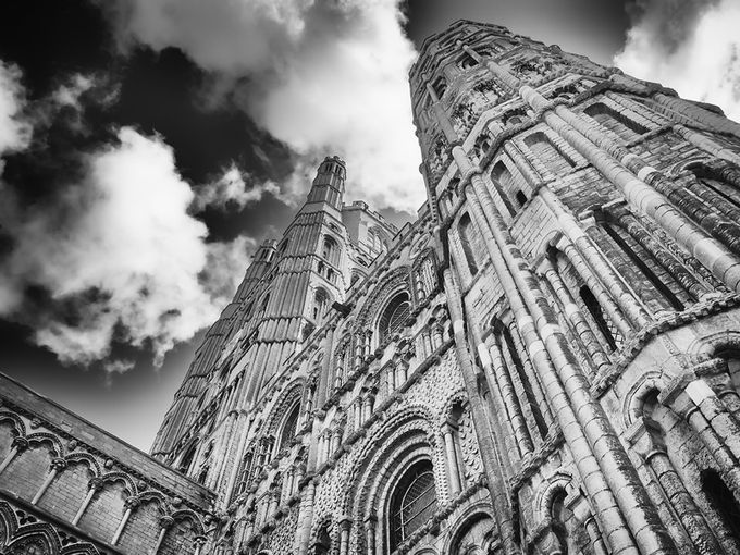 Ely Cathedral  by PRC_PHOTO - Classical Architecture Photo Contest