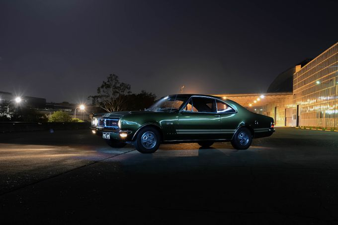 HT GTS Monaro  by schrammy - My Favorite Car Photo Contest