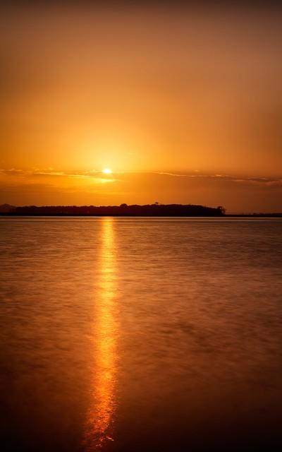 Peel Inlet - Summer Sunrise