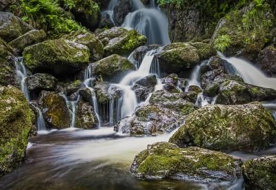 Lodore Falls...