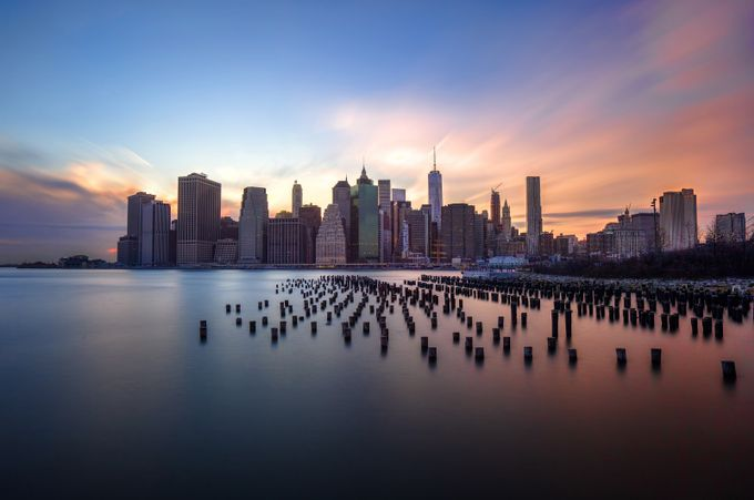 Sunset City by matthewpugliese - Sunset In The City Photo Contest