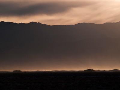 Sunset Sandstorm Death Valley P1129958