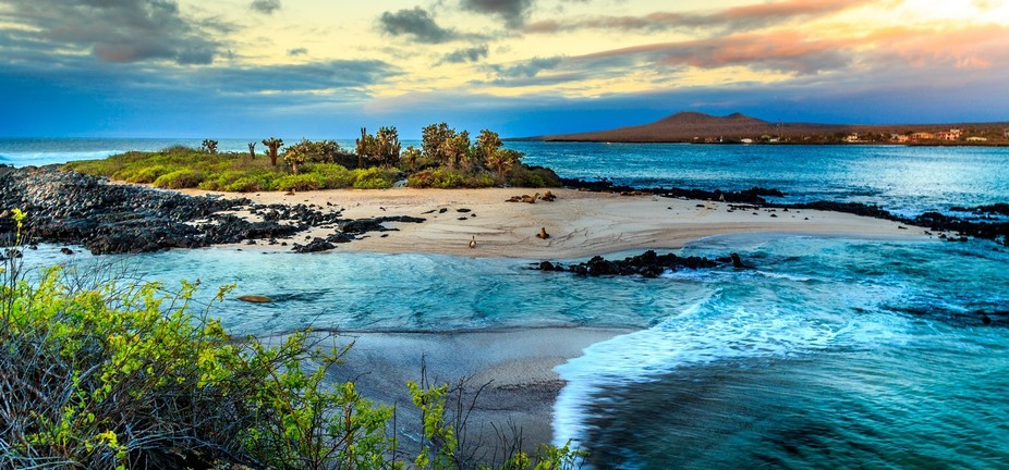 During our trip to the Galapagos we made very nice photos. It is very beautiful over there.