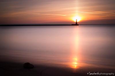 Roker Pier & Lighthouse Sunrise