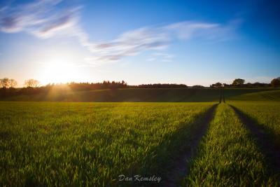Shropshire Sunset