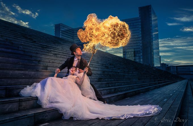 Creative Wedding Shots Photo Contest Winner