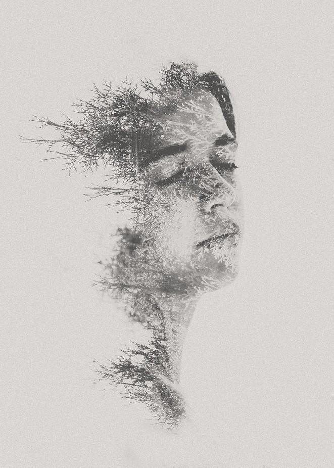 Double Exposure by FotoflyStudio - Metamorphosis Photo Contest