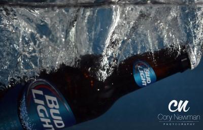 A cold Bud
