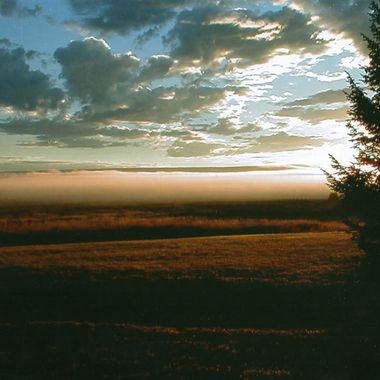 Eastern Washington Dawn